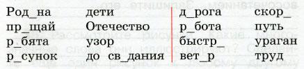 Русский язык 2 класс рабочая тетрадь Канакина 1 часть страница 20 упражнение 39