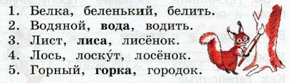 Русский язык 2 класс рабочая тетрадь Канакина 1 часть страница 25 упражнение 51