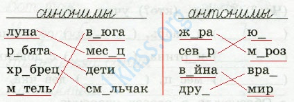 Русский язык 2 класс рабочая тетрадь Канакина 2 часть страница 26 - упражнение 54