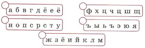 Русский язык 1 класс рабочая тетрадь Канакина страница 28