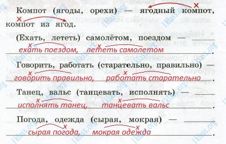Русский язык 3 класс рабочая тетрадь Канакина 1 часть страница 28 - упражнение 64