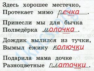 Русский язык 2 класс рабочая тетрадь Канакина 2 часть страница 3 - упражнение 1