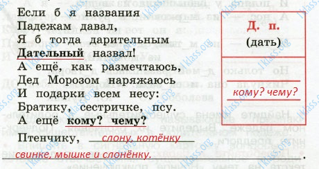 Русский язык 3 класс рабочая тетрадь Канакина 2 часть страница 34 - упражнение 73
