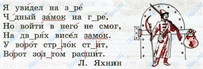 Русский язык 3 класс рабочая тетрадь Канакина 1 часть страница 36 - упражнение 85
