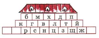 Русский язык 1 класс рабочая тетрадь Канакина страница 39