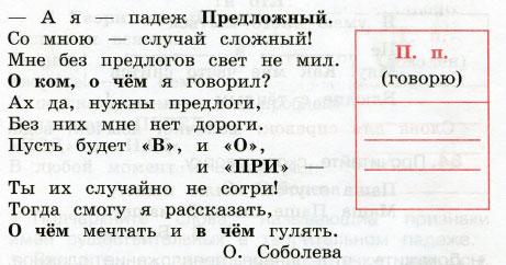 Русский язык 3 класс рабочая тетрадь Канакина 2 часть страница 40