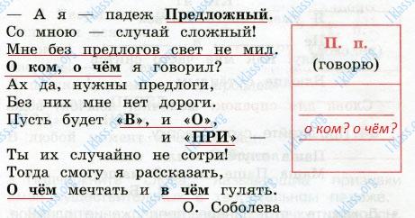 Русский язык 3 класс рабочая тетрадь Канакина 2 часть страница 40 - упражнение 86