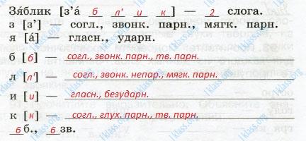 Русский язык 3 класс рабочая тетрадь Канакина 1 часть страница 40 - упражнение 96