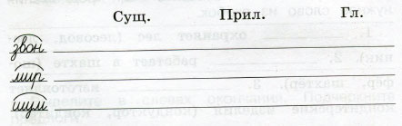 Русский язык 3 класс рабочая тетрадь Канакина 1 часть страница 41
