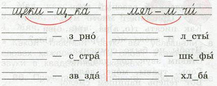 Русский язык 2 класс рабочая тетрадь Канакина 1 часть страница 42 упражнение 90