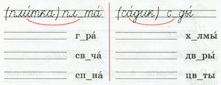 Русский язык 2 класс рабочая тетрадь Канакина 1 часть страница 44 упражнение 94