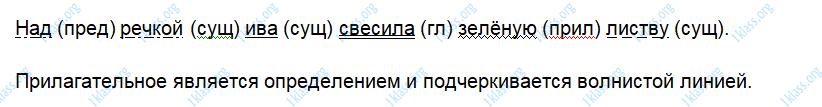 Русский язык 3 класс рабочая тетрадь Канакина 2 часть страница 44 - упражнение 96