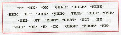Русский язык 3 класс рабочая тетрадь Канакина 1 часть страница 47
