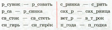Русский язык 2 класс рабочая тетрадь Канакина 1 часть страница 48 упражнение 103