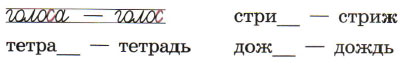 Русский язык 1 класс рабочая тетрадь Канакина страница 50