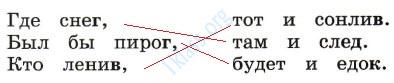Русский язык 1 класс рабочая тетрадь Канакина страница 51 - упражнение 7