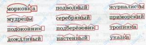 Русский язык 3 класс рабочая тетрадь Канакина 1 часть страница 51 - упражнение 129