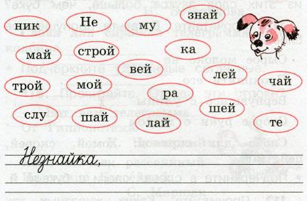 Русский язык 2 класс рабочая тетрадь Канакина 1 часть страница 51 упражнение 110