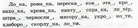 Русский язык 3 класс рабочая тетрадь Канакина 1 часть страница 57