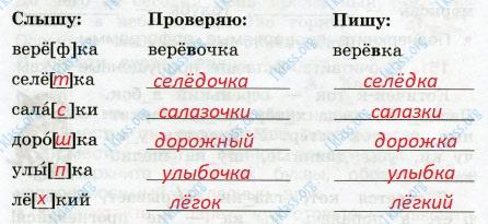 Русский язык 3 класс рабочая тетрадь Канакина 1 часть страница 59 - упражнение 147