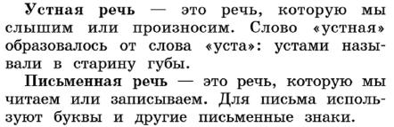 Русский язык 1 класс учебник Канакина страница 7