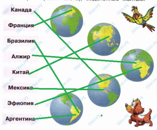 Окружающий мир 2 класс рабочая тетрадь Плешаков 2 часть страница 78 - задание 4