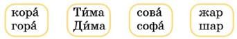 Русский язык 1 класс учебник Канакина страница 93