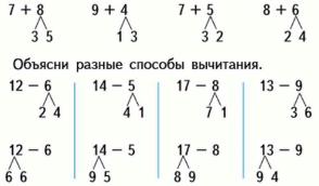 Математика 1 класс учебник Моро 2 часть страница 103 задание 10