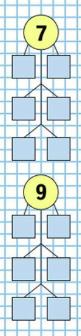 Математика 1 класс учебник Моро 2 часть страница 103 задание 14