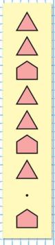 Математика 1 класс учебник Моро 1 часть страница 107 задание на полях
