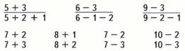 Математика 1 класс учебник Моро 1 часть страница 109 задание 7