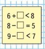 Математика 1 класс учебник Моро 1 часть страница 109 задание на полях