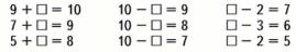 Математика 1 класс учебник Моро 1 часть страница 111 задание 6