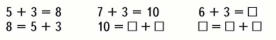 Математика 1 класс учебник Моро 1 часть страница 112 задание 2