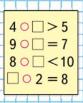Математика 1 класс учебник Моро 1 часть страница 112 задание на полях