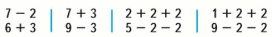 Математика 1 класс учебник Моро 1 часть страница 115 задание 2
