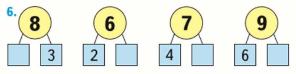Математика 1 класс учебник Моро 1 часть страница 117 задание 6