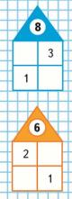 Математика 1 класс учебник Моро 1 часть страница 117 задание на полях