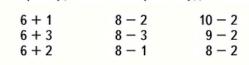 Математика 1 класс учебник Моро 1 часть страница 119 задание 6