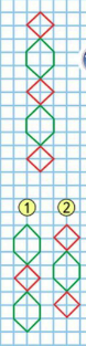 Математика 1 класс учебник Моро 2 часть страница 12 задание 4