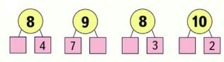 Математика 1 класс учебник Моро 1 часть страница 121 задание 11