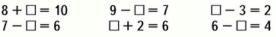 Математика 1 класс учебник Моро 1 часть страница 123 задание 21