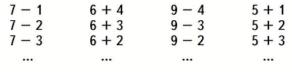 Математика 1 класс учебник Моро 2 часть страница 13 задание 3