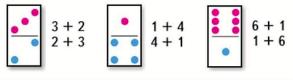 Математика 1 класс учебник Моро 2 часть страница 14 задание 1