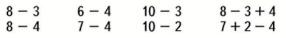 Математика 1 класс учебник Моро 2 часть страница 14 задание 4