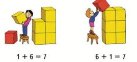 Математика 1 класс учебник Моро 2 часть страница 15 задание 1
