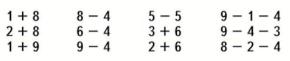 Математика 1 класс учебник Моро 2 часть страница 17 задание 2