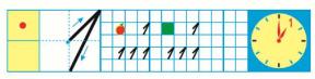 Математика 1 класс учебник Моро 1 часть страница 22 задание 3