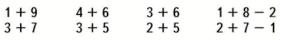 Математика 1 класс учебник Моро 2 часть страница 25 задание 14