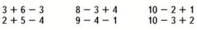 Математика 1 класс учебник Моро 2 часть страница 25 задание 18